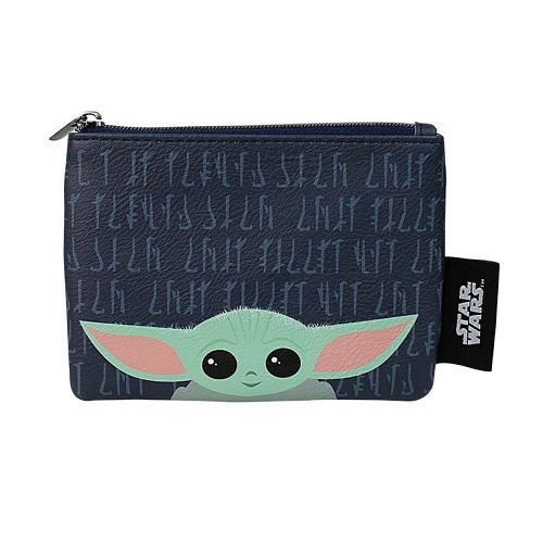 Star Wars Mandalorian The Child Small Coin Purse Pouch